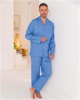 Plain Cotton Pyjamas