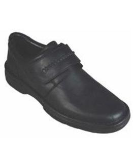 DB Wider Fit Gareth Velcro Shoe