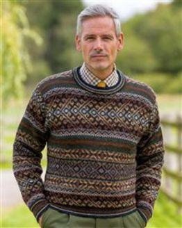 Charles Alpaca Sweater