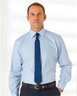 Classic Single Cuff Striped Shirt