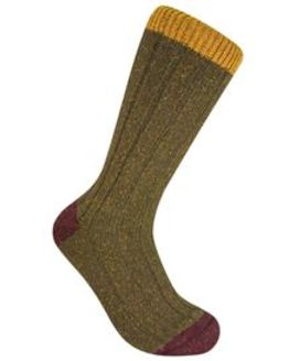 Scott Nichol Contrasting Toe & Top Socks