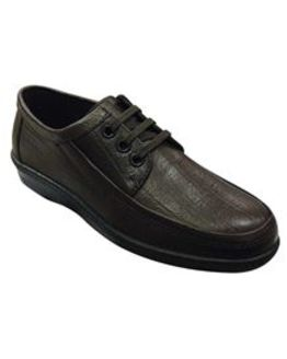 Padders Brown Lace-up Shoe