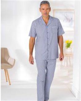 Cotton Striped Pyjamas