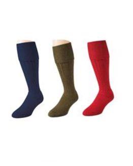 Long Field Socks
