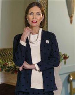 Tabitha Wool Rich Jacket