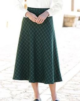 Blackwatch Double Layer Skirt