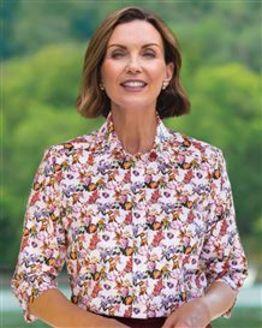 Kerry Floral Pure Cotton Blouse