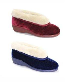 Pat Slipper Boot