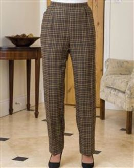 Foxham Wool Mix Trousers