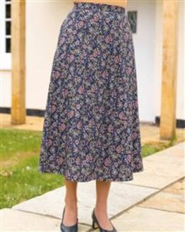 Lucinda Pure Silky Cotton Skirt
