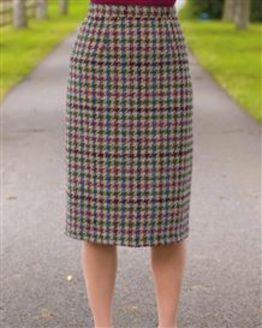 Burton Straight Skirt
