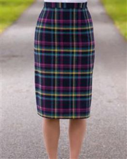 Atworth Wool Rich Straight Skirt