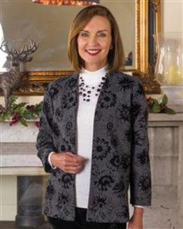 Priscilla Wool Rich Jacket