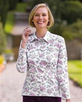 Ellie Multi Coloured Pure Cotton Polo