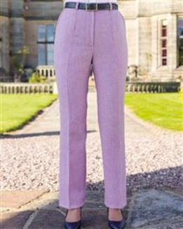Alicante Pure Shetland Wool Trousers