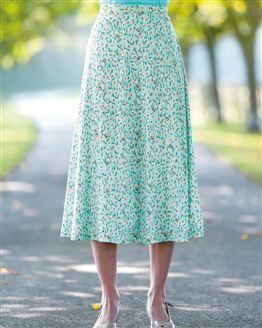 Chantelle Pure Silky Cotton Skirt