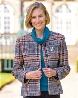 Thorney Wool Blend Jacket
