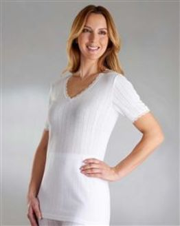 Vedonis Seamless Short Sleeve Top