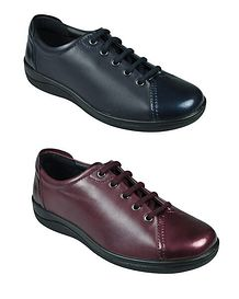 Padders leather Lace Up Galaxy 2 Shoe