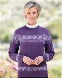 Astrid Lambswool Sweater