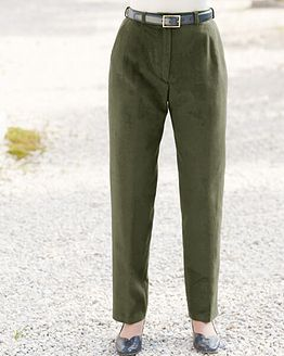 Moleskin Trousers  Ladies