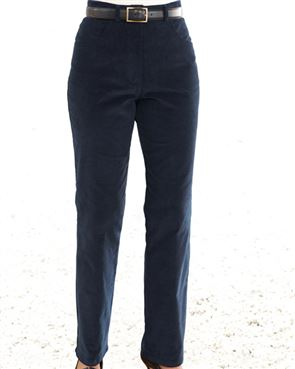 Needlecord Trousers