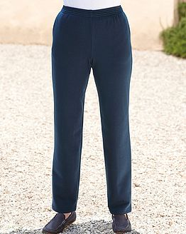 Navy Leisure Trousers