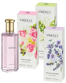 Yardley Fragrances