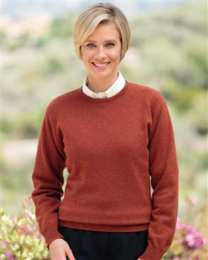 Lambswool Sweater - Ladies