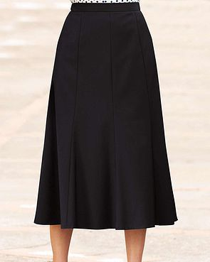 Sandown Skirt  - Black