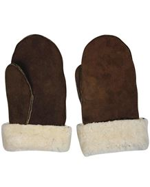 Sheepskin Mitts