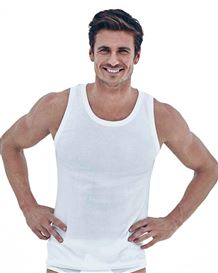 3 Pack of Jockey Vests - Mens