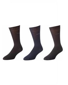 3 Pack of Plain Jockey Socks