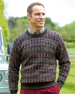 Henry Alpaca Sweater  Mens