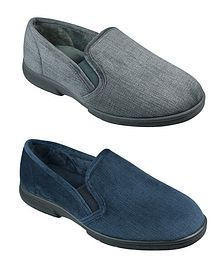 Mens House Shoe