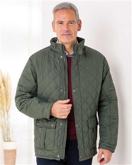 Men's Padstow Quilted Jacket