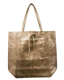 Pewter Michelle Bag