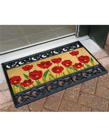 Rubber and Coir Doormat