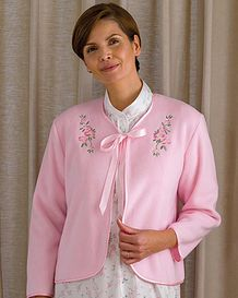 Verity Bed Jacket