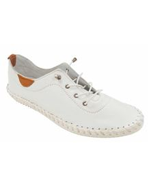 Lunar Leather St Ives Shoe