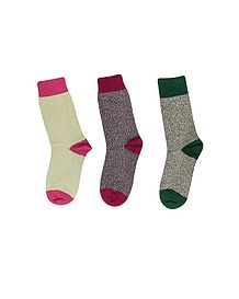 Tenderfoot Marl Socks
