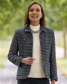 Downton Wool Mix Jacket