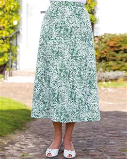 Harmony Pure Silky Cotton Skirt