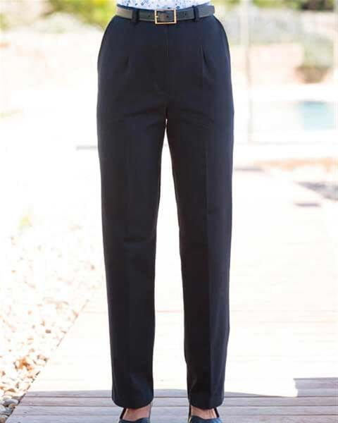 Chino Flat Front Trousers