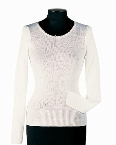Lux Lux Long Sleeved Spencer Vest