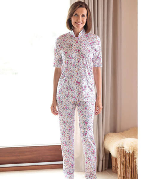 Roberta Pure Silky Cotton Pyjamas