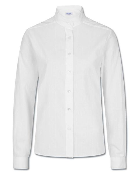 Erin Pure Cotton White Blouse