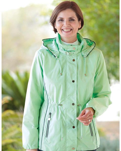 Lightweight Showerproof Jacket