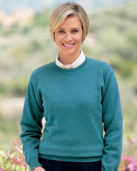 Lambswool Sweater  Ladies