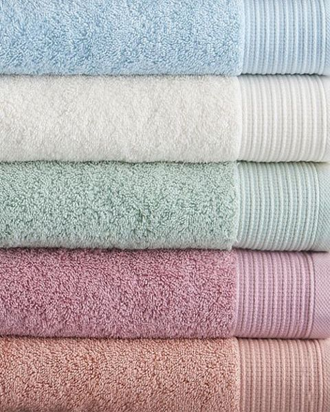 Pure Cotton Towels
